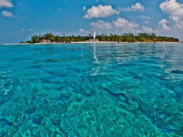 """Según Forbes, Isla Lobos de Tuxpan, entre los 3 destinos """"de ensueño"""" en Veracruz"""